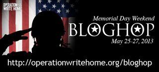 Operation Write Home Blog Hop